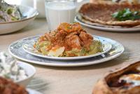 Ανατολίτικα πιάτα